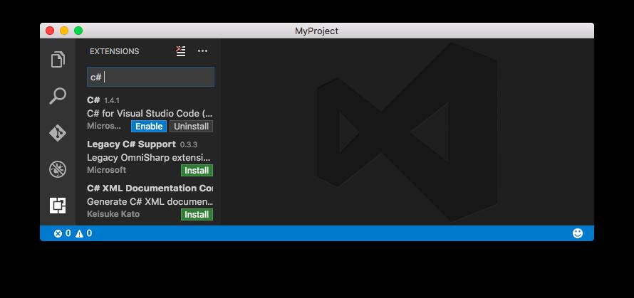C# extension